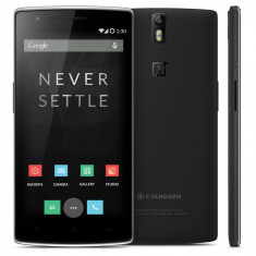 Geam OnePlus One Tempered Glass - Folie de protectie OnePlus, Lucioasa