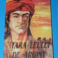 Karl May - Tara leului de argint (06048 - Carte de aventura