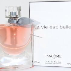 Parfum Tester Lancome La Vie Est Belle - Parfum femeie Lancome, Apa de parfum, 75 ml