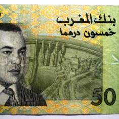 106. MAROC 50 DIRHAMS 2002 SR. 949 - bancnota africa