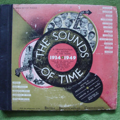 Set 5 discuri vinil, The sounds of time 1934 - 1949 An Oriole Records Production