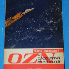 Florin Gheorghita - OZN o problema moderna (3502 - Carte paranormal