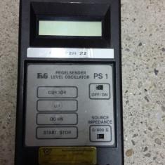 Level oscilator PEGELSENDER F&G