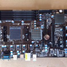 Placa de baza Asrock SOKET AM3 980DE3/U3S3 REV 2.0 - 32g ram, usb 3.0, sata 3, Pentru AMD, DDR 3, ATX