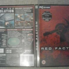 Joc PC - Red Faction (GameLand - sute de jocuri), Shooting, 18+