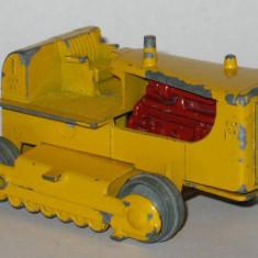Matchbox - No 3 Caterpillar D9 - Macheta auto Alta