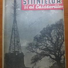 Ziarul stiintelor si al calatoriilor 5 noiembrie 1946 - Revista culturale