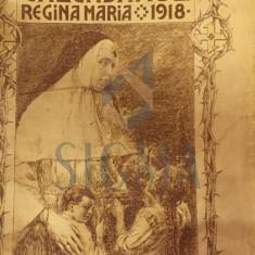 CALENDAR REGINA MARIA - 1918