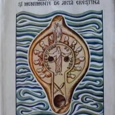 DE LA DUNARE LA MARE MARTURII ISTORICE SI MONUMENTE DE ARTA CRESTINA - Antim Nica - Carte Arhitectura