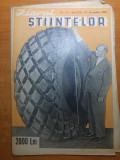 ziarul stiintelor si al calatoriilor 17 decembrie 1946