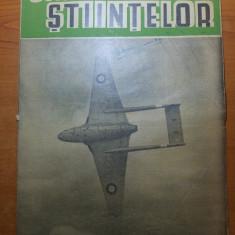 Ziarul stiintelor 7 mai 1946 - Revista culturale
