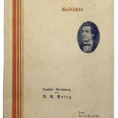 Gedichte - Mihai Eminescu - Carte de colectie