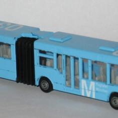 SIKU - MAN autobuz aticulat, 1:50