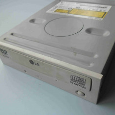 DVD ROM CD Writer LG Combo GCC-4521B alb ATA IDE - DVD ROM PC