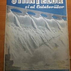 Ziarul stiintelor si al calatoriilor 22 octombrie 1946 - Revista culturale