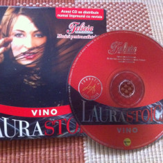 Laura stoica vino disc cd muzica pop rock 2009 roton felicia
