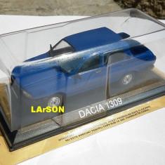 Macheta metal DeAgostini Dacia 1309 NOUA + revista Masini de Legenda nr.21 - Macheta auto, 1:64