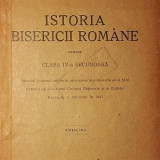 ISTORIA BISERICII ROMANE - IRINEU MIHALCESCU - Carti Istoria bisericii