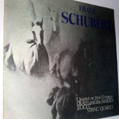 Disc vinil / vinyl - Franz Schubert  Cvartet de coarde - Electrecord