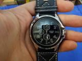 Cumpara ieftin Ceas DIESEL TIME - Barbatesc , Quartz, Casual, MOdel Barbatesc - Model Negru