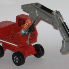 Matchbox - Excavator MH6, 1:50, Siku
