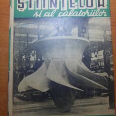 Ziarul stiintelor si al calatoriilor 18 iunie 1946 - Revista culturale