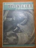 ziarul stiintelor si al calatoriilor 14 ianuarie 1947
