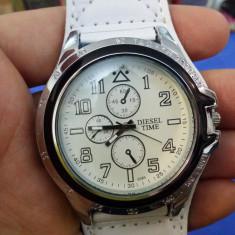 Ceas DIESEL TIME - Barbatesc , Quartz, Casual, MOdel Barbatesc