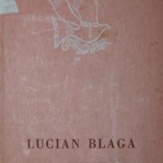ANTOLOGIE DE POEZIE POPULARA - LUCIAN BLAGA - Carte de aventura