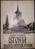 MIRCEA PACURARIU - ISTORIA BISERICII ORTODOXE ROMANE, SIBIU 1972