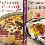 Carte 147 - Gastronomie - Preparate din paste fainoase / Placinte cu fructe