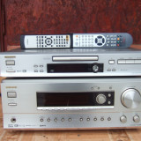 Linie Audio Onkyo [Receiver + DVD Player ] - Deck audio