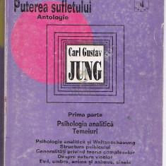 PUTEREA SUFLETULUI ANTOLOGIE, 3 VOL - CARL GUSTAV JUNG - Carte Politica