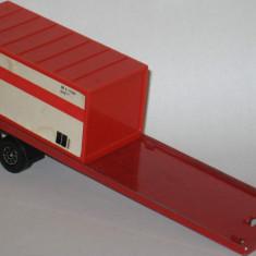 Playart - Trailer + container scara 1/50 - Macheta auto Siku