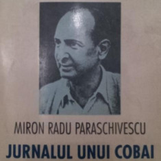 JURNALUL UNUI COBAI - MIRON RADU PARASCHIVESCU - Eseu