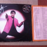 Shakin Stevens Shaky disc vinyl lp mapa texte muzica pop rock cbs epic vest 1981