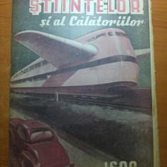Ziarul stiintelor si al calatoriilor 10 decembrie 1946 - Revista culturale