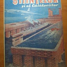 Ziarul stiintelor si al calatoriilor 3 septembrie 1946 - Revista culturale