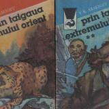 Carte 151 - V.K. Arseniev - Prin taigaua extremului orient -ambele volume-10+