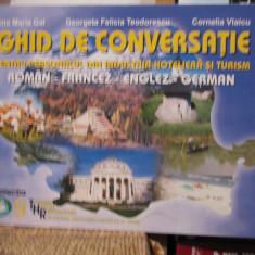 GHID DE CONVERSATIE PENTRU PERSONALUL INDUSTRIA HOTELIERA SI TURISM