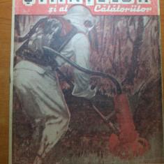 Ziarul stiintelor si al calatoriilor 17 septembrie 1946 - Revista culturale