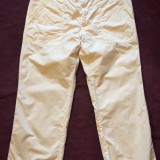 Pantaloni barbati CERRUTI JEANS albi