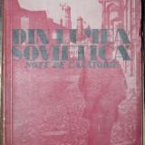 DIN LUMEA SOVIETICA - I . MANU - Istorie