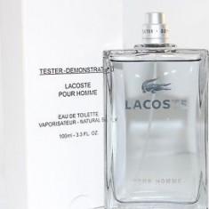 Parfum Tester Lacoste Pour Homme - Parfum barbati, Apa de toaleta, 100 ml