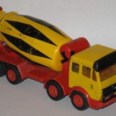 SIKU - MAN betoniera - Macheta auto Siku, 1:50