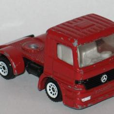 SIKU - Mercedes cap tractor - Macheta auto Siku, 1:50