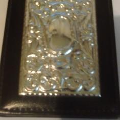 Portofel din piele pt carduri - Portofel Barbati