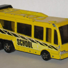 Hot Wheels - School Bus - Macheta auto Siku, 1:50