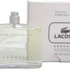 Parfum Tester Lacoste Essential - Parfum barbati, Apa de toaleta, 125 ml