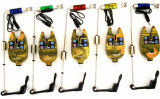 Set 5 Avertizori / Senzori Marca FL Camou Si 5 Swingeri Lumino